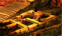 Andean Future Cities and the Modern Machu Picchu-ish Metropolis