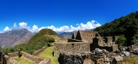 Choquequirao - Cusco as one of the best 20 destinies in whole world for the 2015