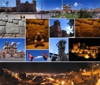 Cusco and its beauty complex as navel of the world