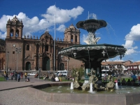 Cusco city in process to become wonder world