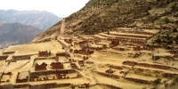 Cusco: Huchuy Qosqo hidden inca city in Sacred Valley