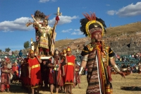 Cusco invites to Inti Raymi 2015 by commercial  on youtube