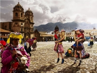 Cusco through the time with many names