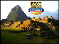 Cusco was chosen as one of best places in latinomerica for family trips