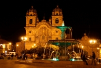 Cusco was elected as the best city in whole america by Travel Leisure