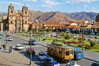 El País magazine proposed one day to know inca city Cusco