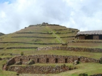 Not only the Incas built in Cusco (Sondor Fortress)