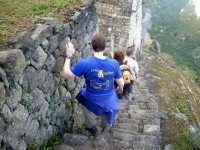Inca jungle to Machu Picchu a great option