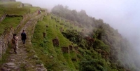 Inca trail to Machu Picchu a great route to make