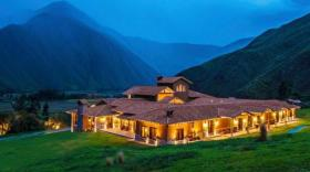 Inkaterra Hacienda is one of the best places to rest into the Sacred Valley