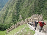 Machu Picchu and Inca Trail two different tours to become one