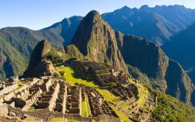 Machu Picchu birthday 35 years as World Heritage this month