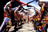 Paucartambo: One of the best festivals in Peru