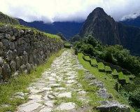The biggest route in the world Inca Trail