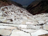 The Maras and tears of Ayar Kachi during Sacred Valley tour in Cusco