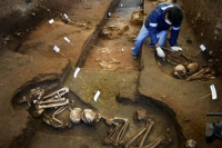 Tombs of 3000 year old, were found in Cusco