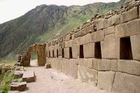 Tourism in Ollantaytamb